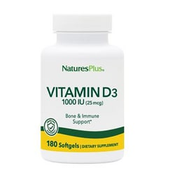 Nature's PlusVitamin D3