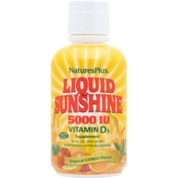 Nature's PlusLiquid Sunshine Vitamin D3 Tropical