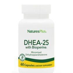 Nature's PlusDHEA-25 with Bioperine