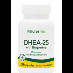 Nature's PlusDHEA-25 with Bioperine