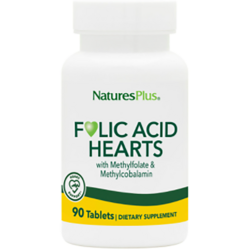 Nature's PlusFolic Acid Hearts