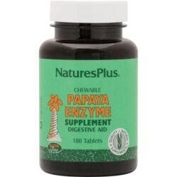 Nature's PlusPapaya Enzyme Chewables
