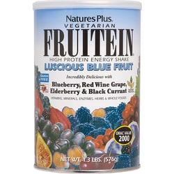 Nature's Plus Fruitein Luscious Blue Fruit Protein Energy Shake