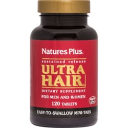Nature's PlusUltra Hair Sustained Release