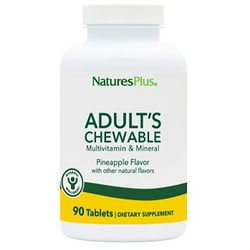 Nature's PlusAdult's Chewable Multi-Vitamin & Mineral