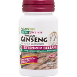 Nature's PlusKorean Ginseng Extended Release