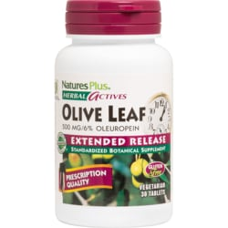 Nature's Plus Olive Leaf Extended Release