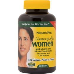 Nature's PlusSource of Life Women's Multi-Vitamin