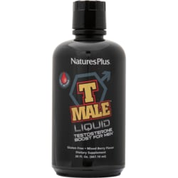 Nature's PlusT-Male Liquid Testosterone Boost