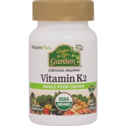 Nature's PlusSource of Life Garden Vitamin K2