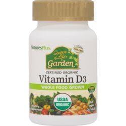 Nature's PlusSource of Life Garden Vitamin D3
