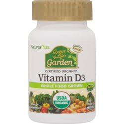 Nature's PlusSource of Life Garden Vitamin D3