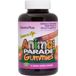 Nature's PlusAnimal Parade Gummies Multi-Vitamin and Mineral