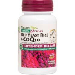 Nature's PlusHerbal Actives Red Yeast Rice & CoQ10