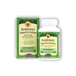 Nature's SecretRespiratory Support & Defense