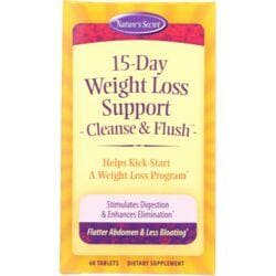 Nature's Secret15-Day Weight Loss Cleanse & Flush