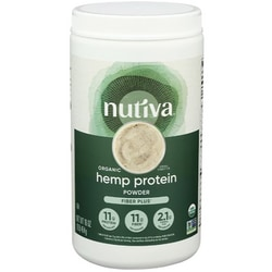Nutiva Hemp Protein Organic Superfood Hi-Fiber