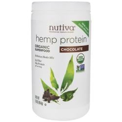 NutivaHemp Protein Organic Superfood - Chocolate