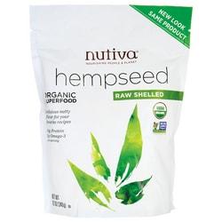 Nutiva Hempseed Organic Superfood - Raw Shelled