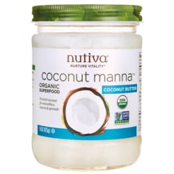 Nutiva Organic Coconut Manna (Pureed Coconut)