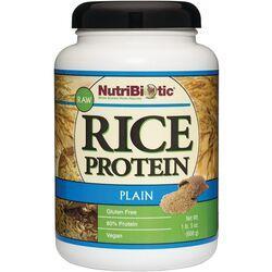 NutriBioticRaw Rice Protein Plain