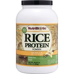 NutriBioticRaw Rice Protein Vanilla
