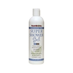 NutriBioticSuper Shower Gel Fragrance Free