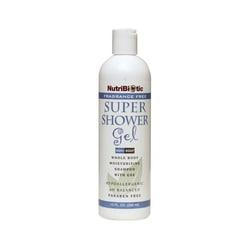 NutriBiotic Super Shower Gel Fragrance Free