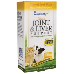 Nutralife Health ProductsUltra Joint & Liver Support - Cats and Small Dogs