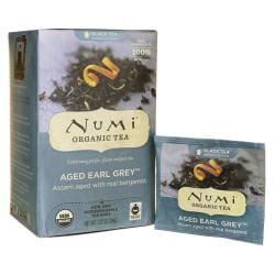 Numi Organic TeaBlack Tea - Aged Earl Grey