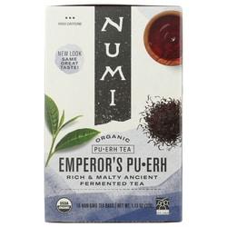 Numi Organic TeaPu-erh Tea - Emperor's Pu-erh
