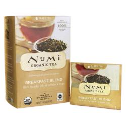 Numi Organic TeaBlack Tea - Breakfast Blend