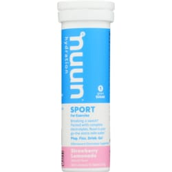 NuunActive Effervescent - Strawberry Lemonade