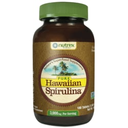 Nutrex Hawaii Pure Hawaiian Spirulina Pacifica 3-A-Day Formula
