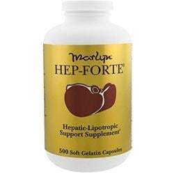 Naturally VitaminsHEP-FORTE Hepatic-Lipotropic Nutritional Support
