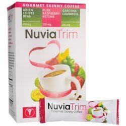Nuvia CafeNuvia Trim Gourmet Skinny Coffee
