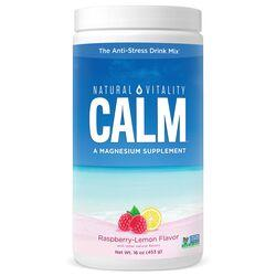 Natural VitalityNatural Calm Raspberry-Lemon