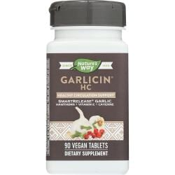 Nature's WayGarlicin HC Circulation - Odor Free