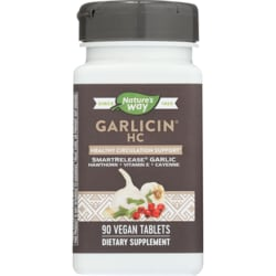Nature's Way Garlicin Circulation Odor Free
