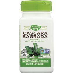Nature's WayCascara Sagrada Bark