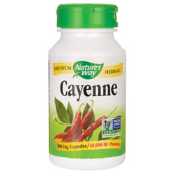 Nature's WayCayenne Pepper