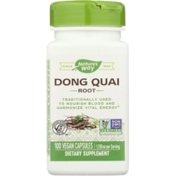 Nature's Way Dong Quai Root