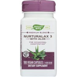 Nature's WayNurturalax 3 with Aloe