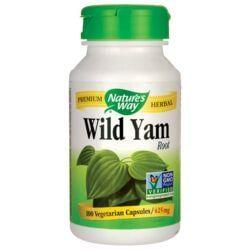 Nature's WayWild Yam Root