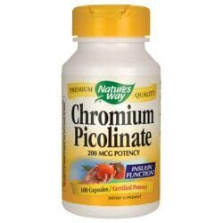 Nature's WayChromium Picolinate