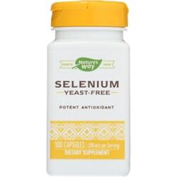 Nature's Way Selenium 200 mcg