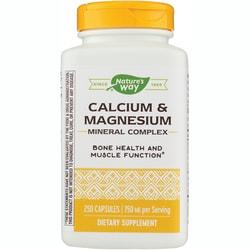 Nature's Way Calcium & Magnesium Complex