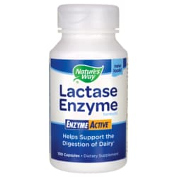 Nature's Way Lactase Enzyme