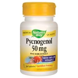 Nature's Way Pycnogenol