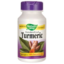 Nature's Way Standardized Turmeric Extract